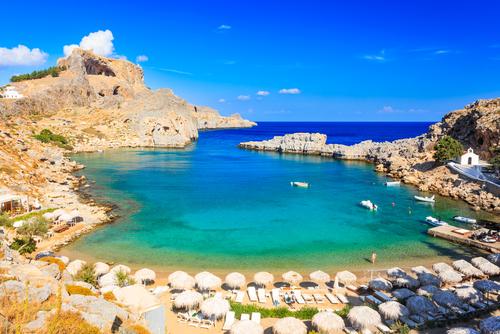 Dovolenka na Gréckych ostrovoch