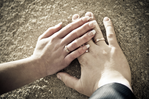 Prsteň - symbol lásky a vernosti