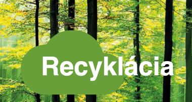 Prečo sa oplatí recyklovať