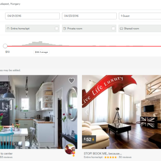 Cestujete a hľadáte ubytovanie? Skúste Airbnb