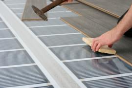 Aké výhody má podlahové kúrenie