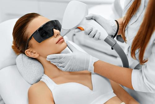 Laserová liečba