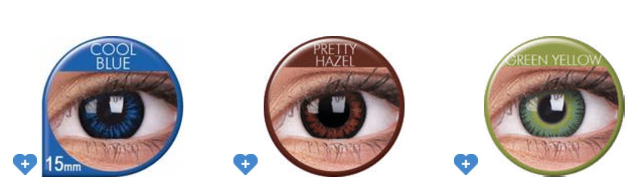 Zaujímavosti zo sveta kontaktných šošoviek