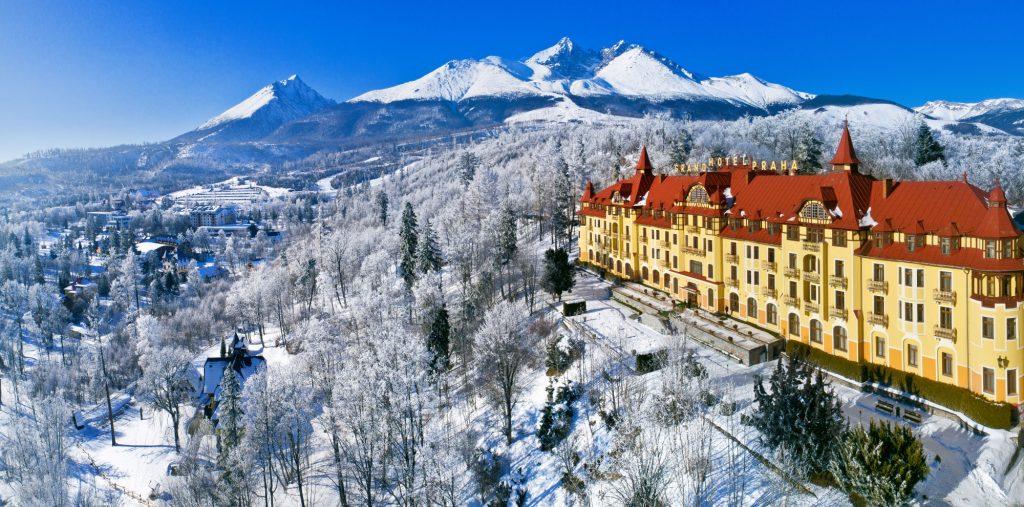 Grandhotel Praha - Tatranská Lomnica