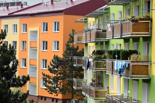 Ako si zveľadiť starší byt v panelovom dome