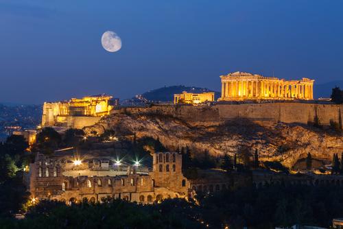 Atény – srdce kolísky Európy