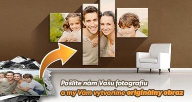 Obrazy pomôžu dotvoriť tvár vášmu domovu