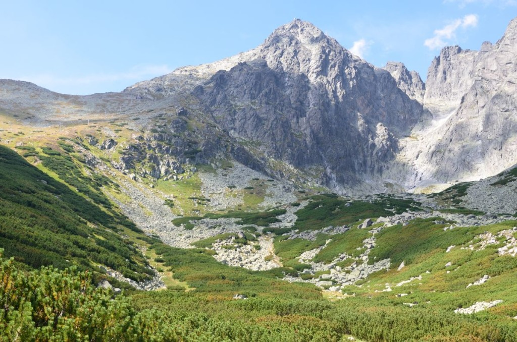 Tatra Mountains in Slovakia Lomnicky stit slovakia ** Note: Soft Focus at 100%, best at smaller sizes