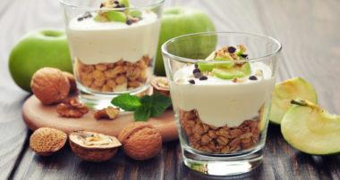 5 tipov na proteínové raňajky bez vajíčok