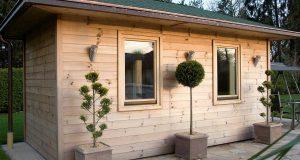 Prečo sa oplatí mať domácu saunu na záhrade?