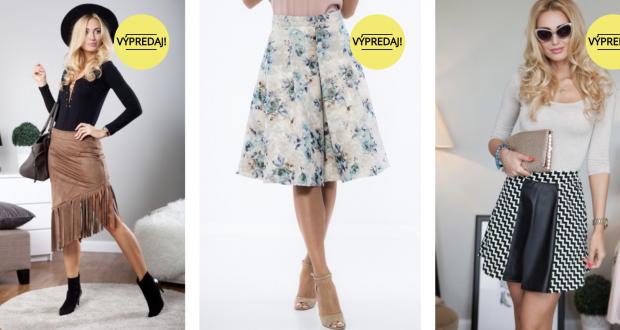 Tipy na jednoduché letné dámske outfity
