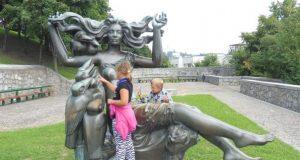 Zahrajte sa sdeťmi vuliciach Bratislavy