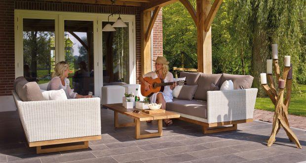 Presťahujte si obývačku na záhradu – je čas na nový záhradný nábytok